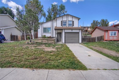 5560 Montgomery Terrace, Colorado Springs, CO 80917 - MLS#: 3723540