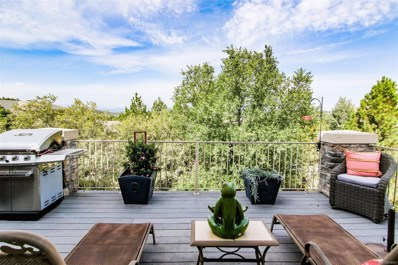 6140 Country Club Drive, Castle Rock, CO 80108 - #: 3723804