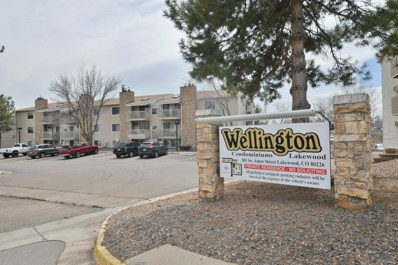 381 S Ames Street UNIT F204, Lakewood, CO 80226 - MLS#: 3732260