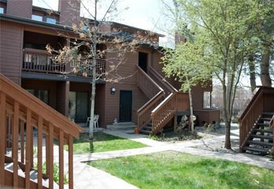 540 S Forest Street UNIT 6-101, Denver, CO 80246 - MLS#: 3732576