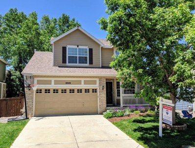 8909 Miners Place, Highlands Ranch, CO 80126 - #: 3735209