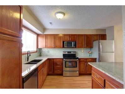 3451 S Ammons Street UNIT 16-4, Lakewood, CO 80227 - MLS#: 3735684