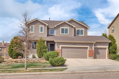 12536 Highland Oaks Place, Colorado Springs, CO 80921 - #: 3736796