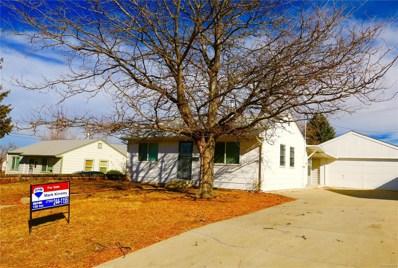 1710 S Wyandot Street, Denver, CO 80223 - MLS#: 3739988