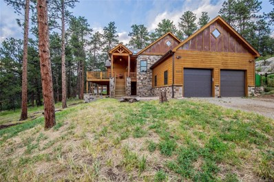 4605 Picutis Road, Indian Hills, CO 80454 - #: 3740160