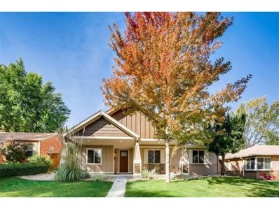 1275 Quince Street, Denver, CO 80220 - MLS#: 3744110