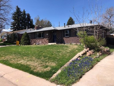 1631 S Allison Street, Lakewood, CO 80232 - MLS#: 3746587