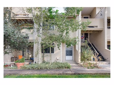 7825 Barbara Ann Drive UNIT F, Arvada, CO 80004 - MLS#: 3747895