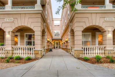 45 N Ogden Street UNIT 206, Denver, CO 80218 - MLS#: 3749145