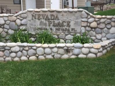12470 W Nevada Place UNIT 214, Lakewood, CO 80228 - MLS#: 3749530