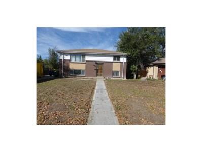 3171 Atchison Street, Aurora, CO 80011 - MLS#: 3750724