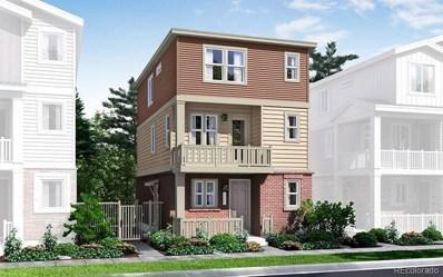 12876 E Wesley Place, Aurora, CO 80014 - #: 3751629