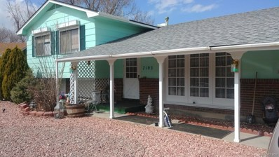 7105 Tilden Street, Colorado Springs, CO 80911 - MLS#: 3755131