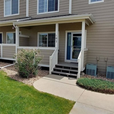 19253 E Idaho Drive UNIT 102, Aurora, CO 80017 - MLS#: 3755526