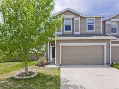 5389 S Quatar Circle, Aurora, CO 80015 - MLS#: 3756527