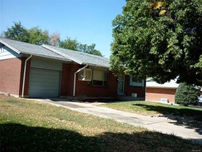 333 S Xanadu Street, Aurora, CO 80012 - MLS#: 3759380