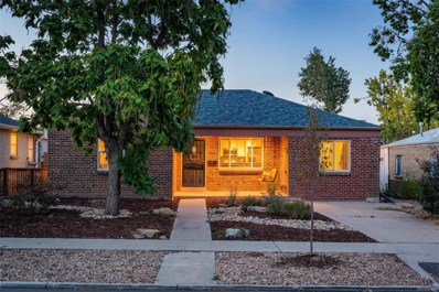 4563 W 34th Avenue, Denver, CO 80212 - MLS#: 3761953