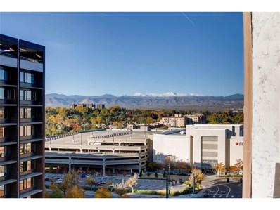 2 Adams Street UNIT 1106, Denver, CO 80206 - MLS#: 3771359