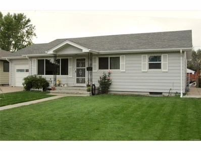 731 S 2nd Avenue, Brighton, CO 80601 - MLS#: 3773553