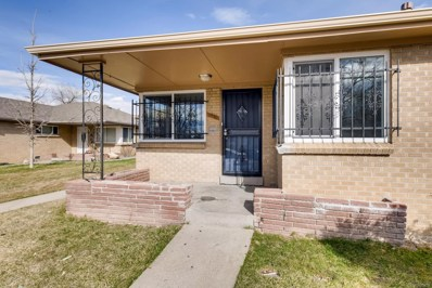 3230 N Ivy Street, Denver, CO 80207 - #: 3775415
