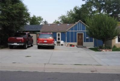 248 Newton Street, Denver, CO 80219 - MLS#: 3776198
