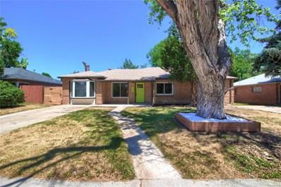 960 Ursula Street, Aurora, CO 80011 - MLS#: 3777934