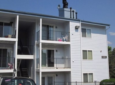 13095 W Cedar Drive UNIT 302, Lakewood, CO 80228 - MLS#: 3778335