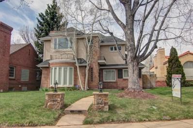 2640 E Tennessee Avenue, Denver, CO 80209 - #: 3778745
