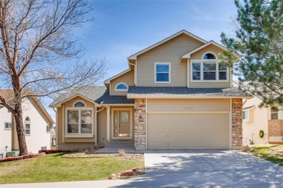 1205 Bison Ridge Drive, Colorado Springs, CO 80919 - #: 3781965