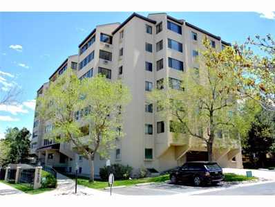 7420 E Quincy Avenue UNIT 108, Denver, CO 80237 - MLS#: 3784963