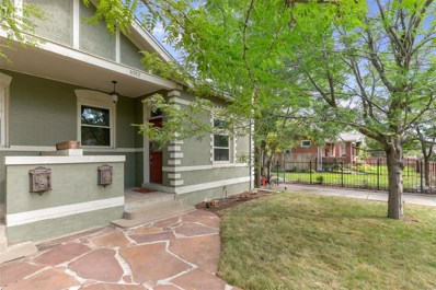 1052 S Washington Street, Denver, CO 80209 - #: 3796378