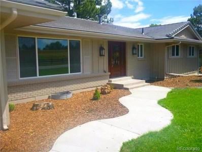 8237 Hillcrest Way, Parker, CO 80134 - MLS#: 3797870