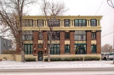 726 E 16th Avenue UNIT 304, Denver, CO 80203 - MLS#: 3801263