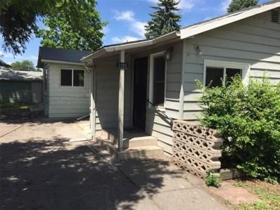 3901 W Ohio Avenue, Denver, CO 80219 - MLS#: 3801890