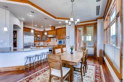 1301 Canyon Boulevard UNIT 409, Boulder, CO 80302 - MLS#: 3802260