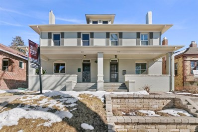 644 N Gilpin Street, Denver, CO 80218 - #: 3802585