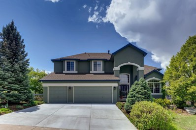2482 W Dry Creek Court, Littleton, CO 80120 - #: 3802990