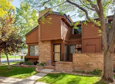 2685 S Dayton Way UNIT 51, Denver, CO 80231 - MLS#: 3804812