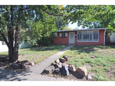 1362 Jamaica Street, Aurora, CO 80010 - MLS#: 3806355