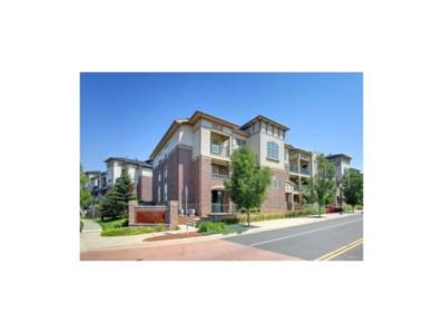 3852 S Dallas Street UNIT 8-301, Aurora, CO 80014 - MLS#: 3807497