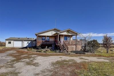 4545 E Highway 86, Castle Rock, CO 80104 - MLS#: 3809137