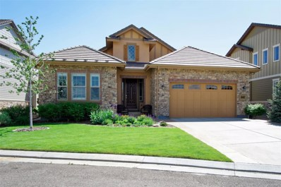 10632 Star Thistle Court, Highlands Ranch, CO 80126 - #: 3809537