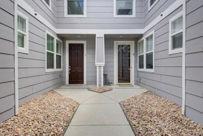 17167 Waterhouse Circle UNIT C, Parker, CO 80134 - MLS#: 3809635