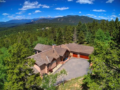 12653 Rancho Court, Conifer, CO 80433 - #: 3809738