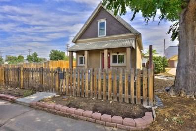 4036 Milwaukee Street, Denver, CO 80216 - MLS#: 3810310