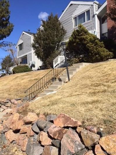 186 S Nome Street, Aurora, CO 80012 - MLS#: 3815381