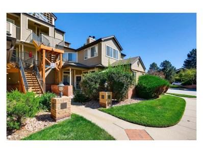 6001 S Yosemite Street UNIT J104, Greenwood Village, CO 80111 - MLS#: 3819466