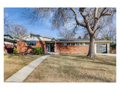 2588 S Dexter Street, Denver, CO 80222 - MLS#: 3827331