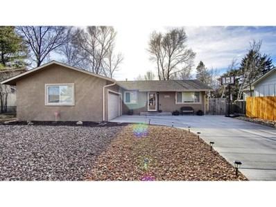 3007 Greenwood Circle, Colorado Springs, CO 80910 - MLS#: 3828222