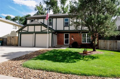 4878 S Old Brook Circle, Colorado Springs, CO 80917 - MLS#: 3828590